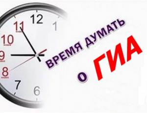 время думать
